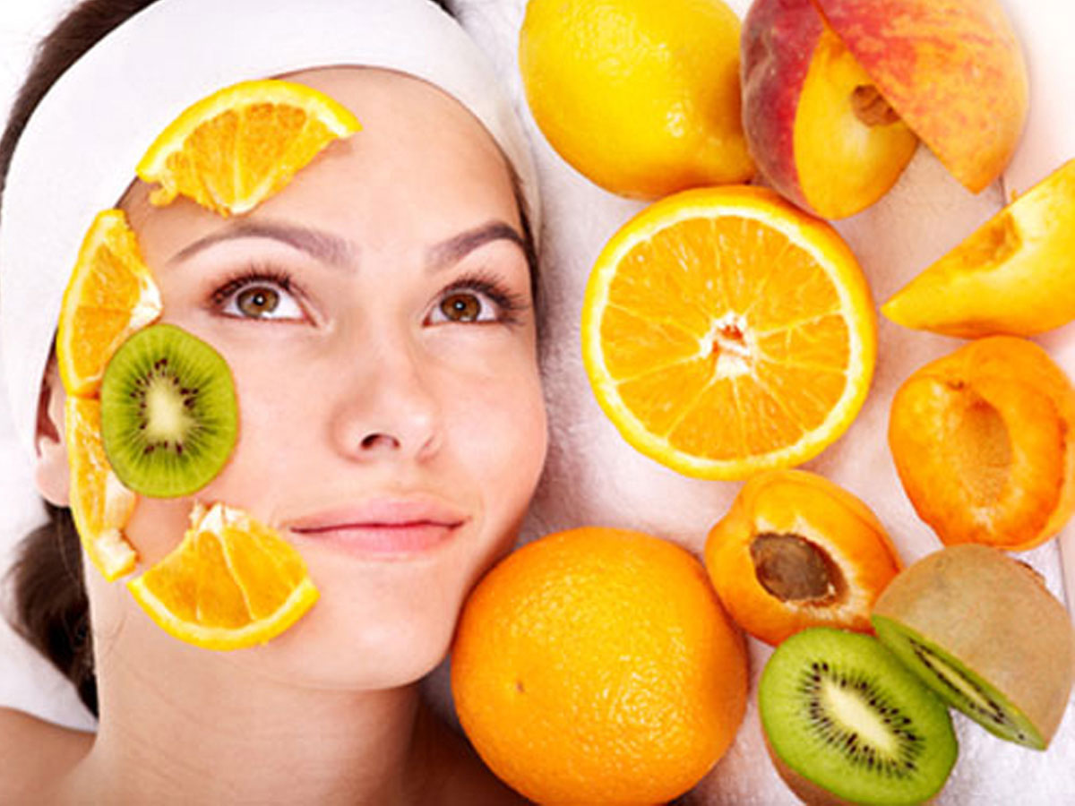 Want a Healthy Glow? Eat More Fruits & Veggies