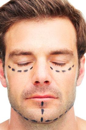 More Men Seek Cosmetic Surgery Treatment