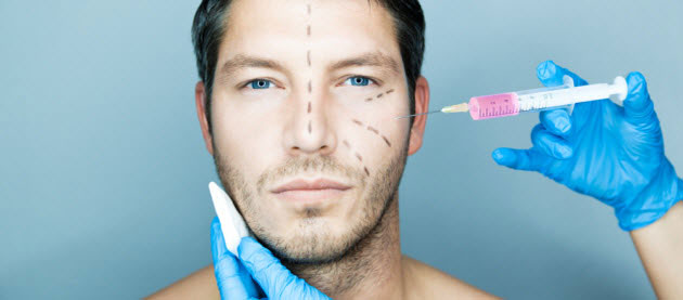 Plastic Surgery for Men - A Growing Trend